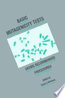 Basic Mutagenicity Tests Book