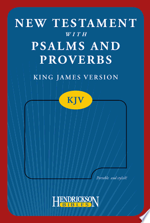 Download New Testament with Psalms and Proverbs-KJV-Magnetic Flap Free Books - Dlebooks.net