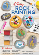 Disney Rock Painting