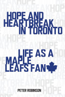 Hope and Heartbreak in Toronto Pdf
