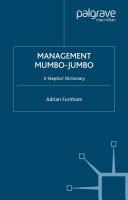 Management Mumbo Jumbo
