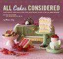 All Cakes Considered [Pdf/ePub] eBook