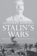 Pdf Stalin's Wars