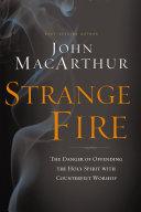 Strange Fire Pdf/ePub eBook