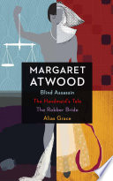 The Margaret Atwood 4 Book Bundle