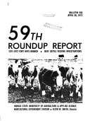 59th Roundup Report