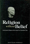 Religion without Belief