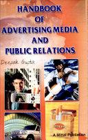 Handbook Of Advertising Media And Public Relations