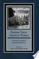 Reading Native American Women Book