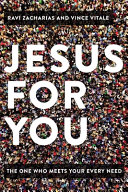 Jesus for You  the One Who Meets Your Every Need Book