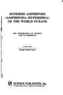 Hyperiid Amphipods  Amphipoda  Hyperiidea  of the World Oceans