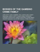 Bosses of the Gambino Crime Family