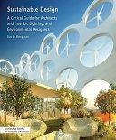 Sustainable Design Book