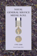 Pdf Naval General Service Medal Roll 1793-1840 Telecharger