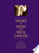 Issues in Head and Neck Cancer Book