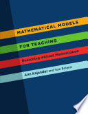 Mathematical Models for Teaching