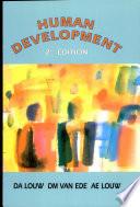 Human Development Book PDF