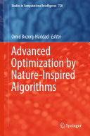 Pdf Advanced Optimization by Nature-Inspired Algorithms Telecharger