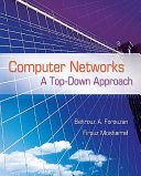 Cover of Computer Networks: A Top Down Approach