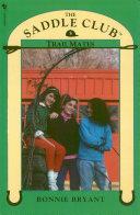 Saddle Club Book 5  Trail Mates