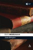 Eliot Middlemarch Pdf/ePub eBook