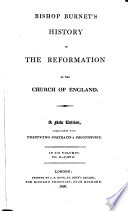 Bishop Burnet S History Of The Reformation Of The Church Of England