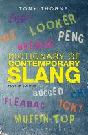 Pdf Dictionary of Contemporary Slang Telecharger