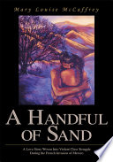 A Handful of Sand Book