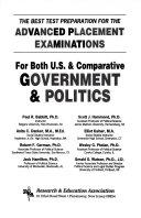 Comparative Government   Politics