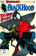 The Black Hood: Impact #8 Pdf