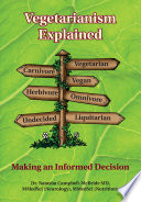 """Vegetarianism Explained: Making an Informed Decision"" by Natasha Campbell-McBride, M.D."