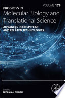 Advances in CRISPR Cas and Related Technologies