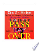 Thou Art My Son. Book Four. WW3 and the Passover Day. Pdf/ePub eBook