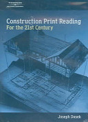Construction Print Reading Book
