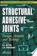 Structural Adhesive Joints