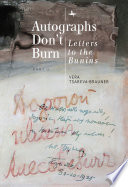 Autographs Don't Burn Pdf/ePub eBook