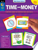 Math Games Galore  Time and Money  Gr  3  eBook