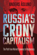 Russia's Crony Capitalism Pdf/ePub eBook