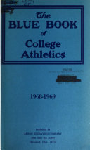 The Blue Book Of College Athletics  Book PDF
