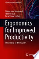 Ergonomics for Improved Productivity