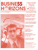 Business Horizons Book
