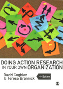 Cover of Doing Action Research in Your Own Organization