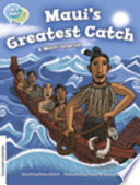 Talk about Texts RL18 TeachEd Maui's Greatest Catch