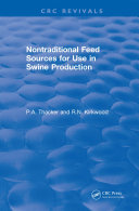 Non-Traditional Feeds for Use in Swine Production (1992)
