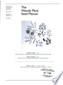The Woody Plant Seed Manual Agriculture Handbook 727 July 2008