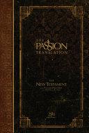 The Passion Translation New Testament (2020 Edition) Pdf/ePub eBook