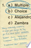 Multiple Choice Book