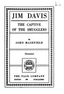 Jim Davis  Or  The Captive of the Smugglers