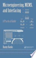 Microengineering  MEMS  and Interfacing Book