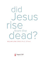 Did Jesus Rise From the Dead Pdf/ePub eBook
